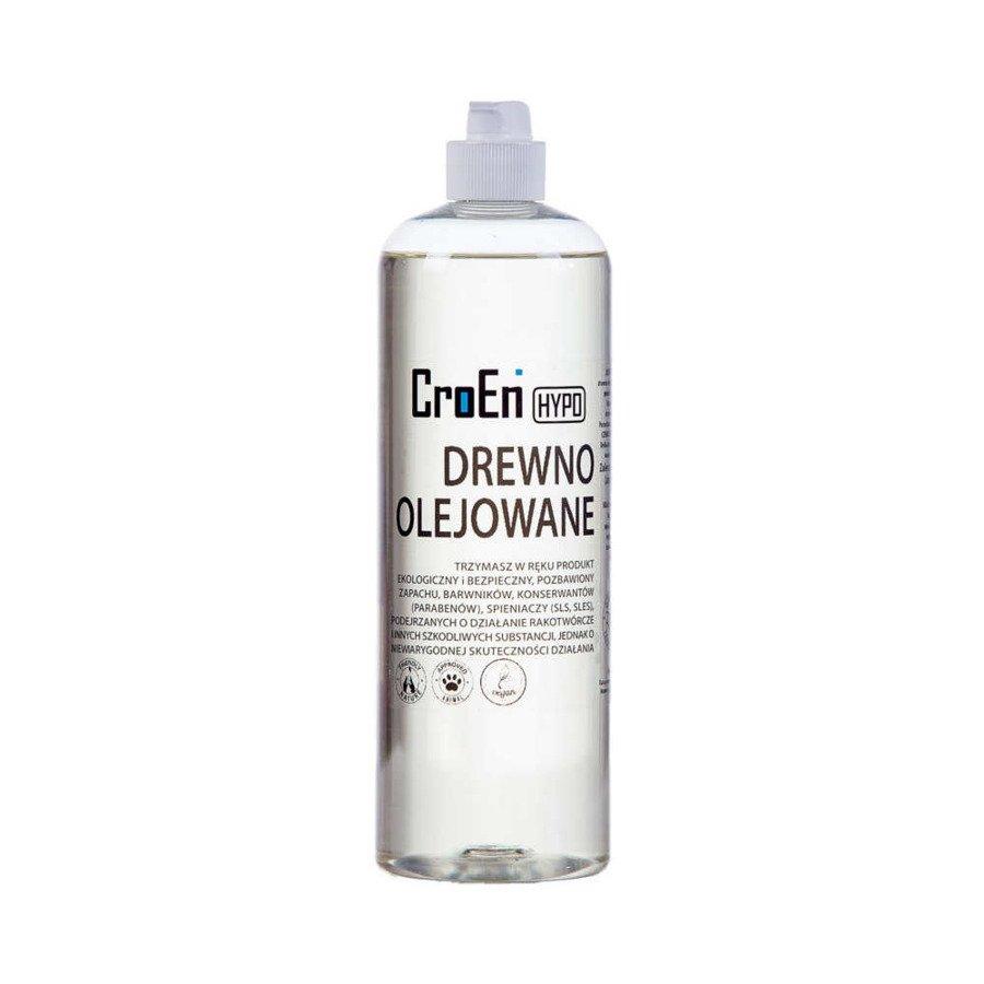Croen Hypo Drewno olejowane hipoalergiczny płyn do czyszczenia 750 ml