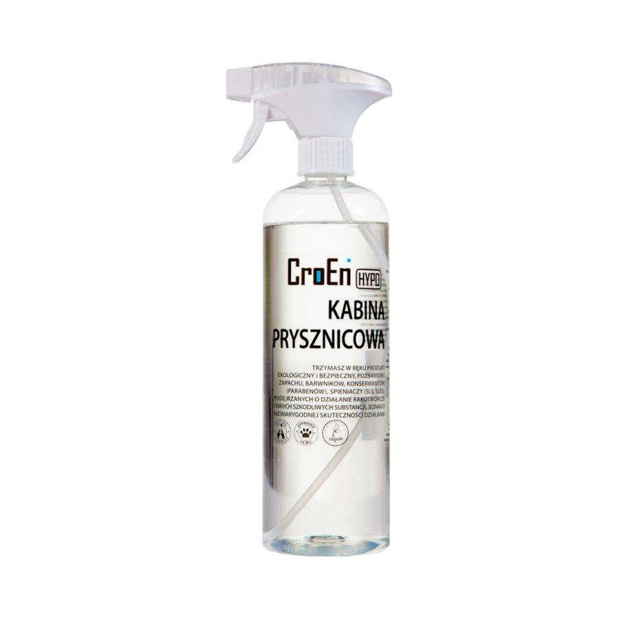 Croen Hypo Kabina prysznicowa hipoalergiczny płyn do czyszczenia 750 ml