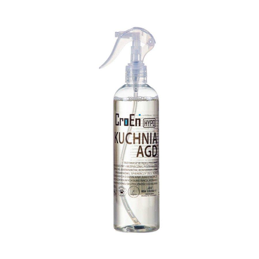 Croen Hypo Kuchnia AGD hipoalergiczny płyn do czyszczenia 400 ml