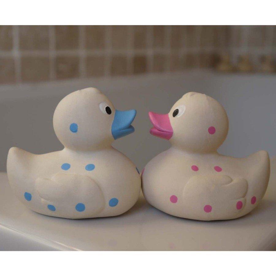 Cuddledry Cuddleduck Kaczuszka kąpielowa niebieska