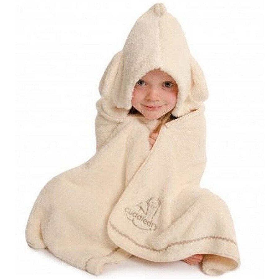Cuddledry Dziecięcy ręcznik króliczek