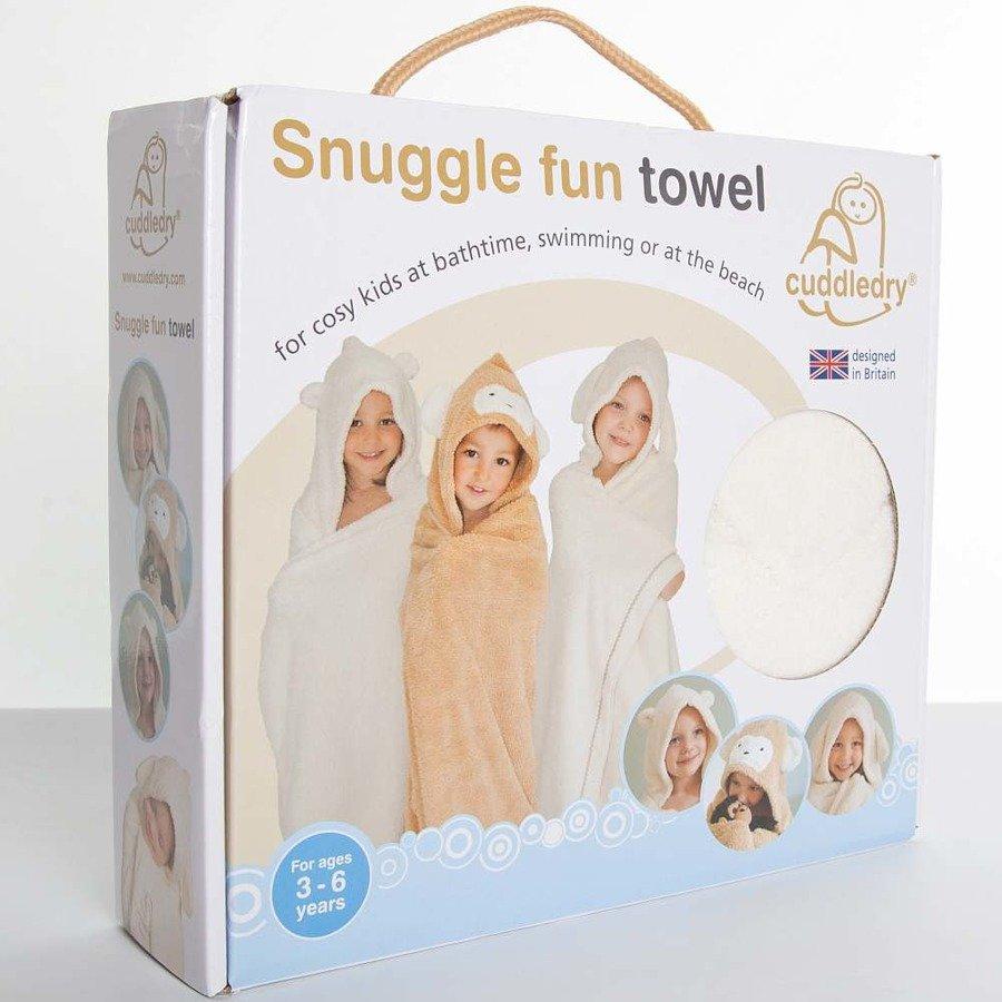 Cuddledry Dziecięcy ręcznik miś