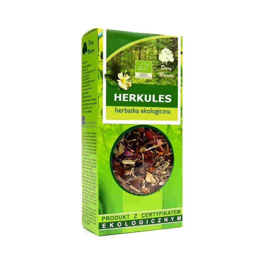 Dary Natury Ekologiczna herbatka Herkules 50 g