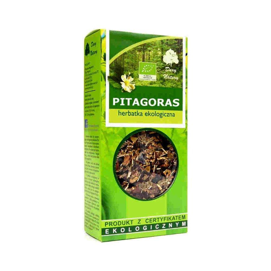 Dary Natury Ekologiczna herbatka Pitagoras 50 g