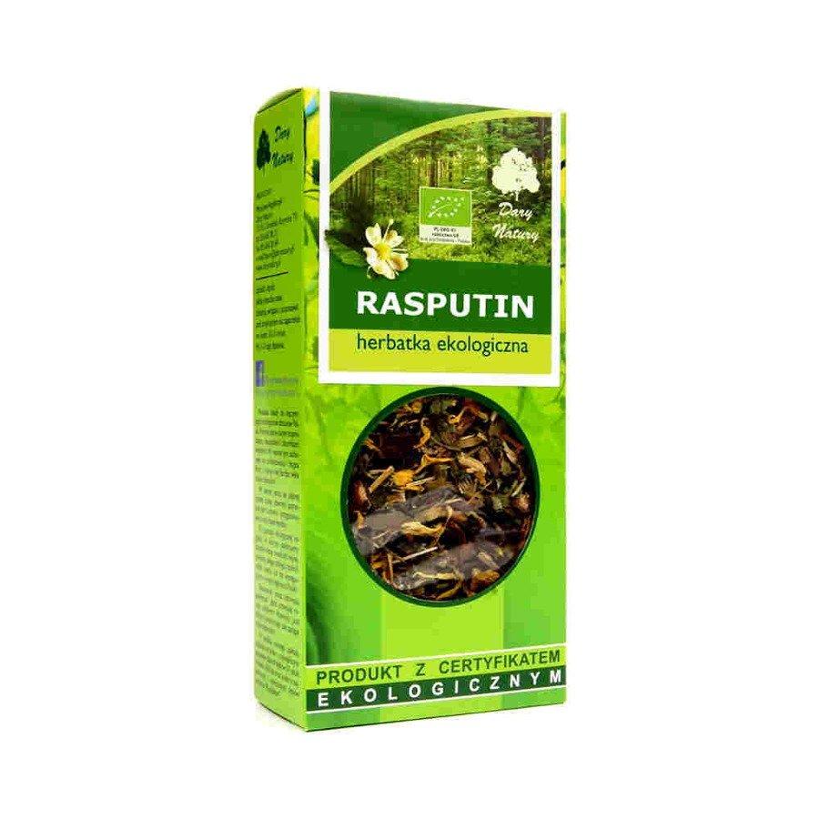 Dary Natury Ekologiczna herbatka Rasputin 50 g