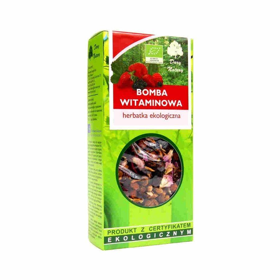 Dary Natury Ekologiczna herbatka bomba witaminowa 100 g