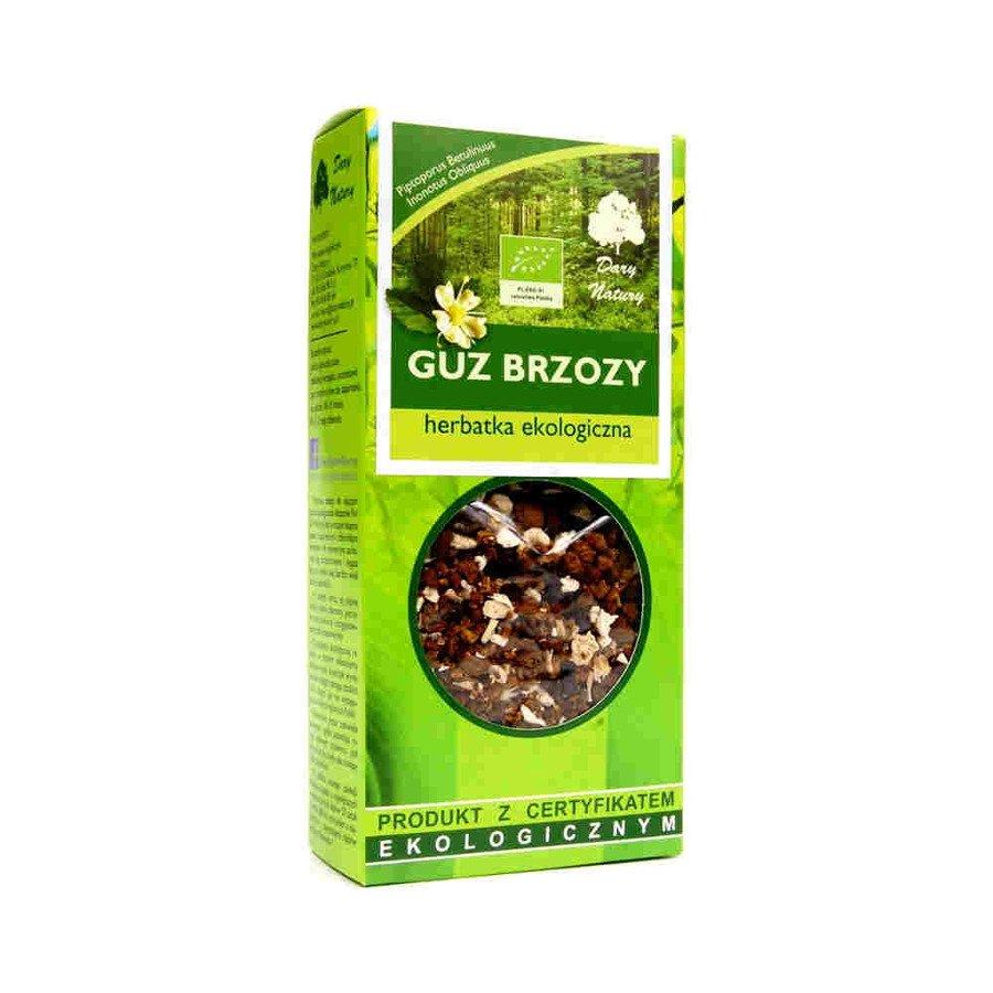Dary Natury Ekologiczna herbatka guz brzozy 50 g