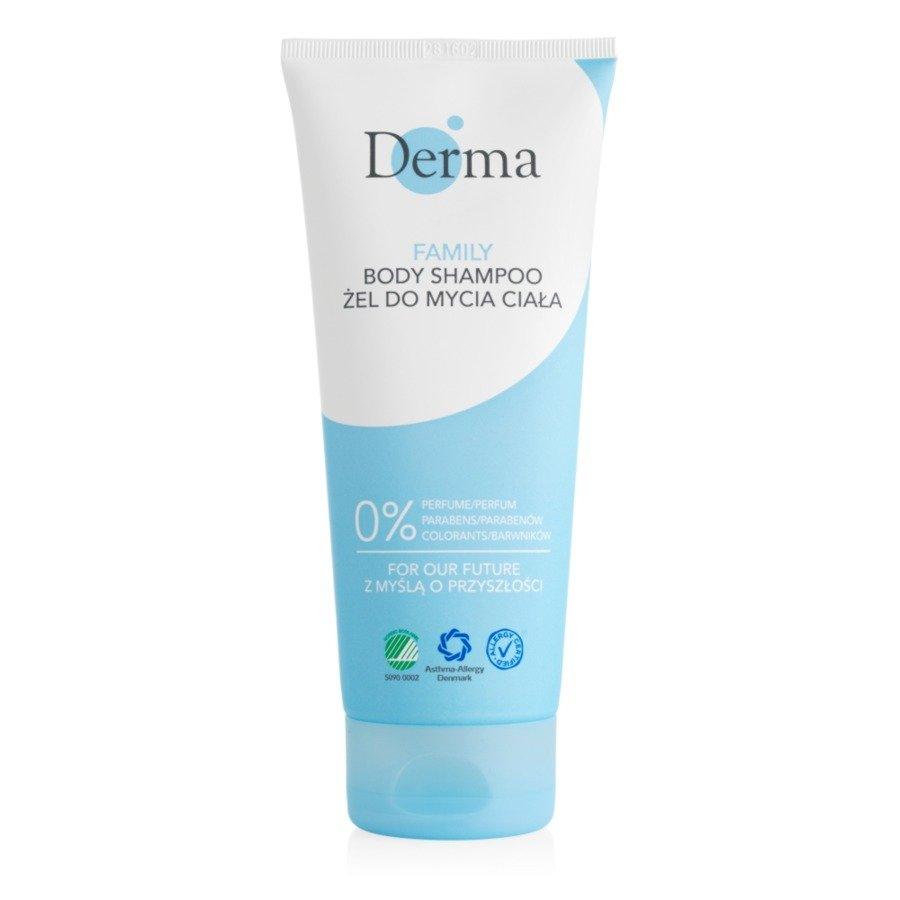 Derma Family Żel do mycia ciała 200 ml