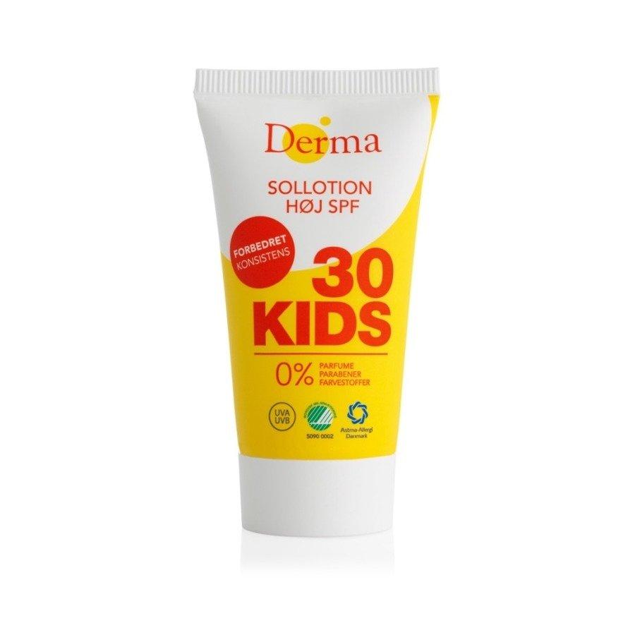 Derma Kids Sun Balsam przeciwsłoneczny dla dzieci SPF30 miniatura 25 ml