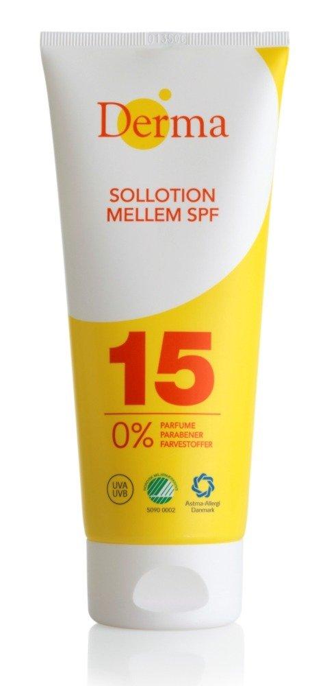 Derma Sun Balsam przeciwsłoneczny SPF15