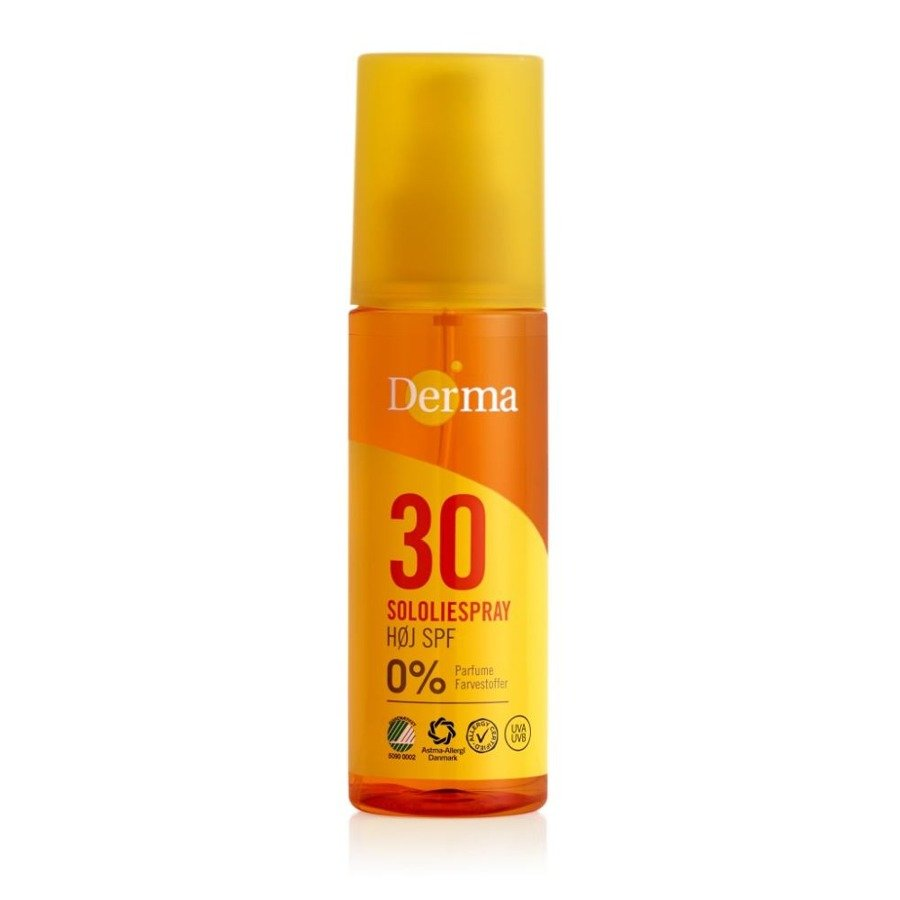 Derma Sun Olejek przeciwsłoneczny z filtrem SPF30 150 ml