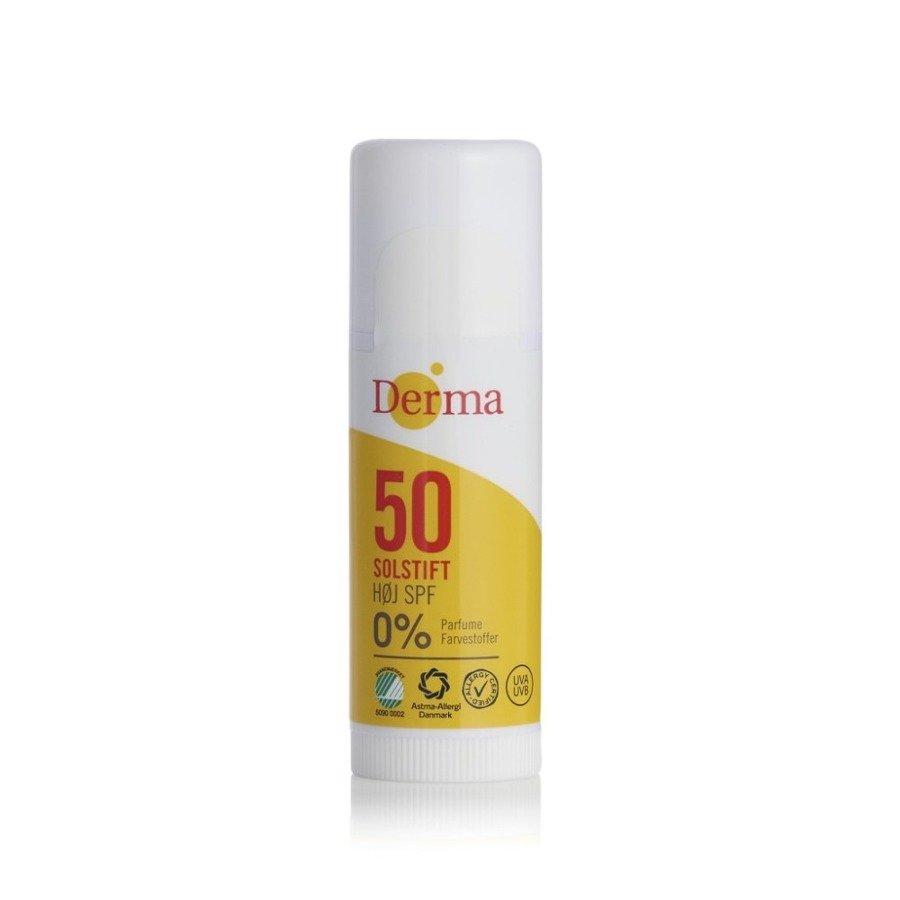 Derma Sun Sztyft przeciwsłoneczny SPF50 15 ml