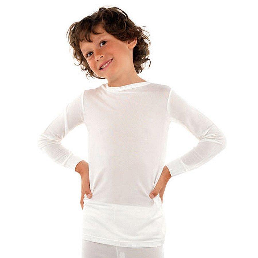 DermaSilk Koszulka z długim rękawem dla dzieci