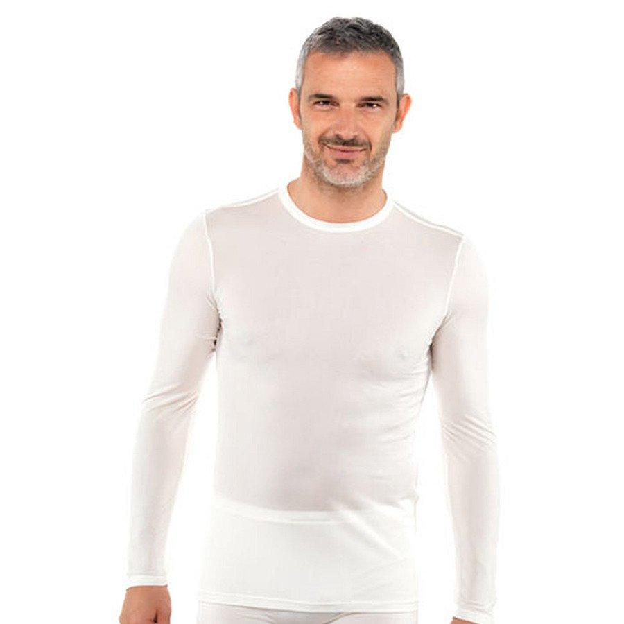 DermaSilk Koszulka z długim rękawem – męska