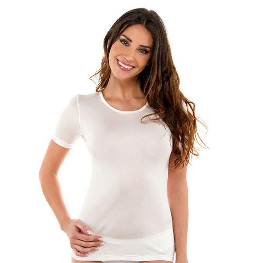 DermaSilk T-shirt damski