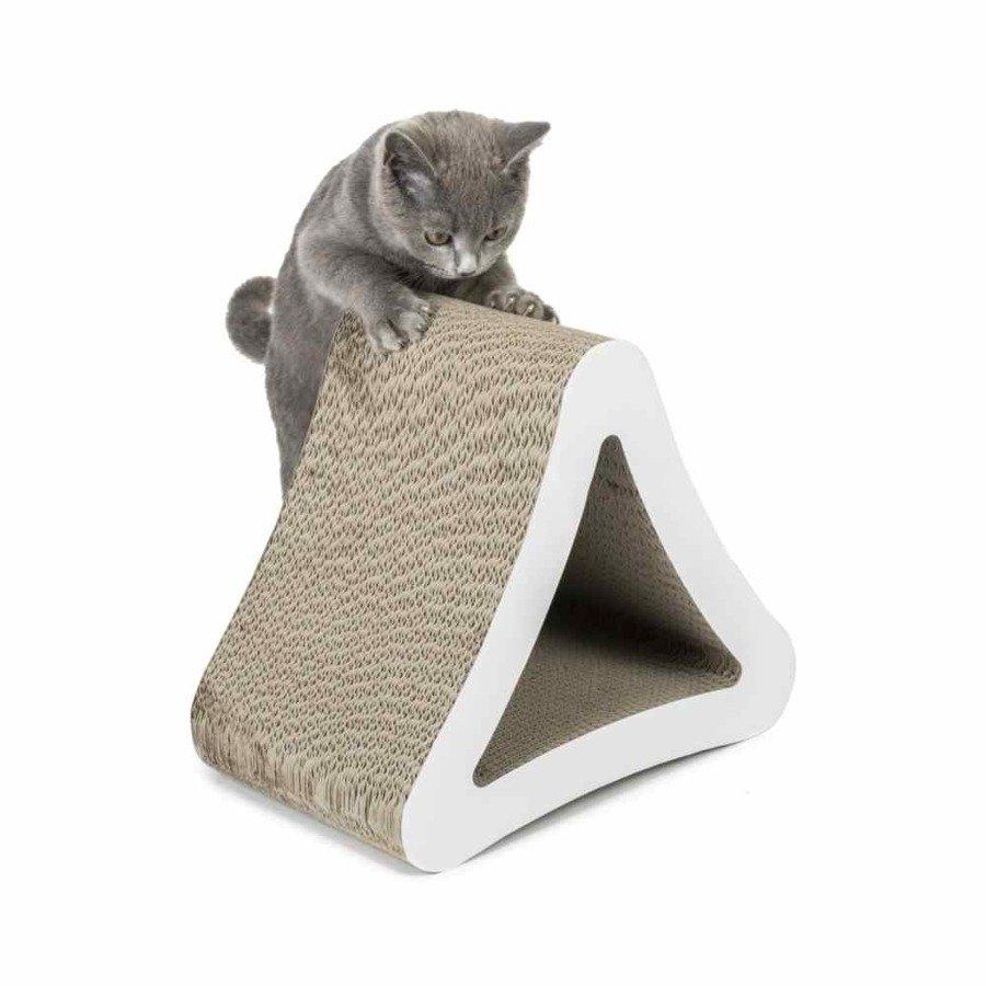 Drapak kartonowy dla kotów Delta Sandezia