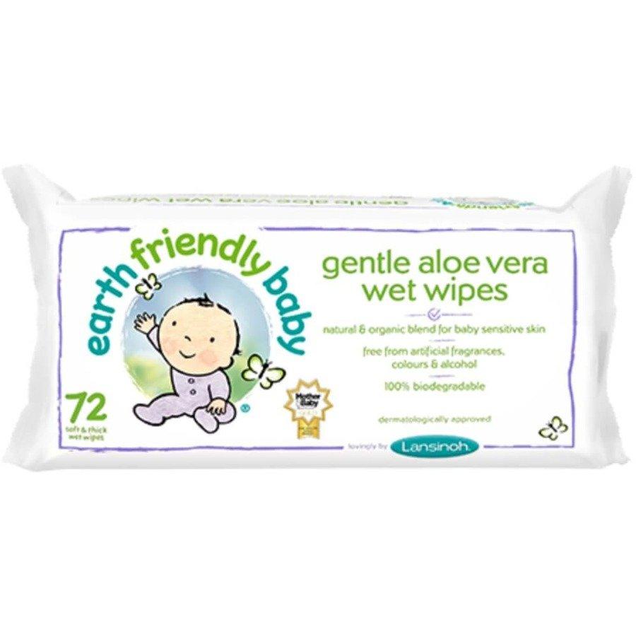 Earth Friendly Baby Ekologiczne chusteczki pielęgnacyjne