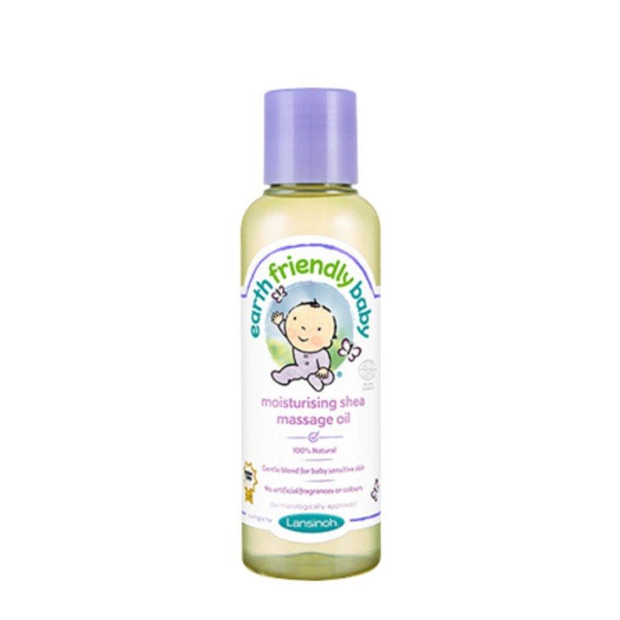 Earth Friendly Baby Naturalny olejek bezzapachowy do masażu 125 ml