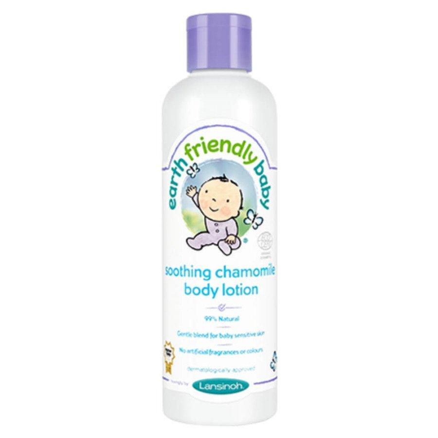Earth Friendly Baby Organiczny balsam do ciała o zapachu rumianku