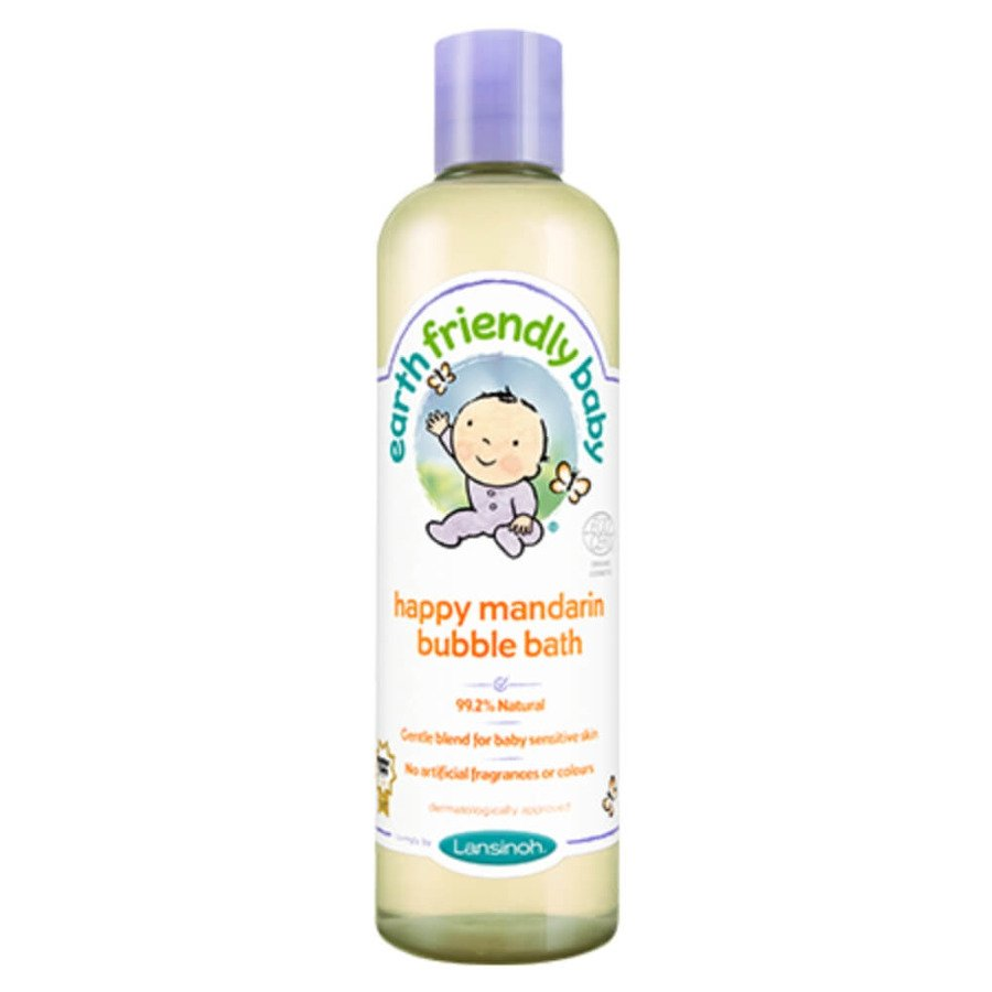 Earth Friendly Baby Organiczny płyn do kąpieli o zapachu mandarynki 300 ml