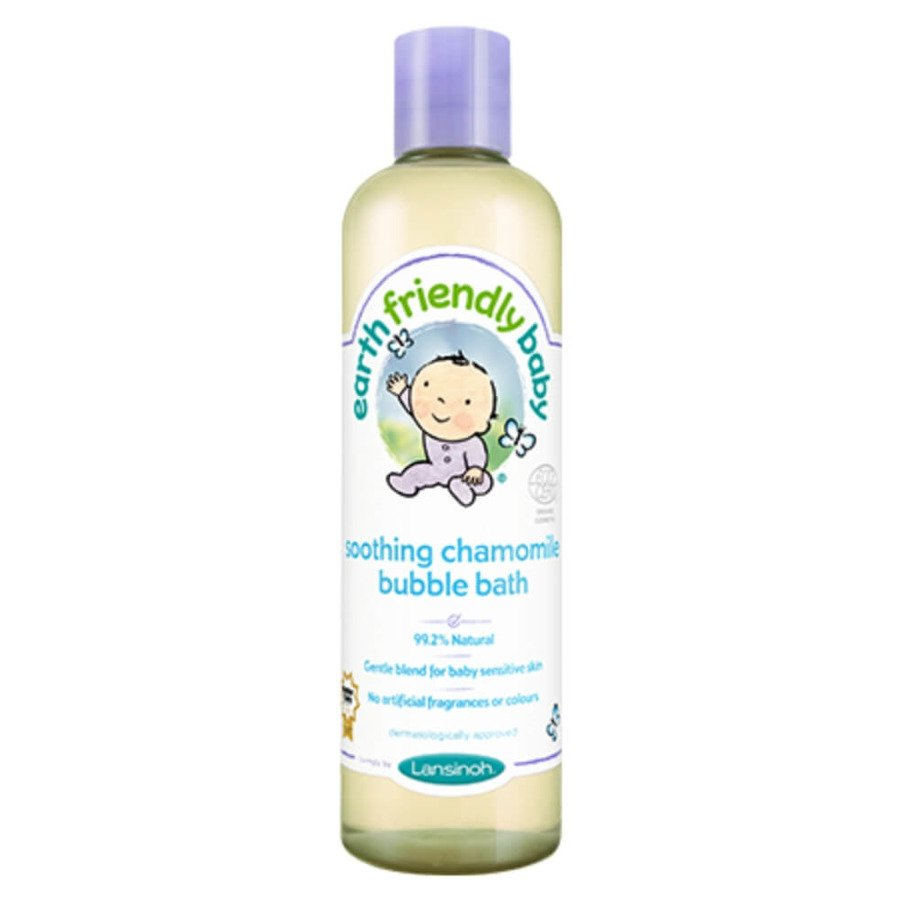 Earth Friendly Baby Organiczny płyn do kąpieli o zapachu rumianku 300 ml