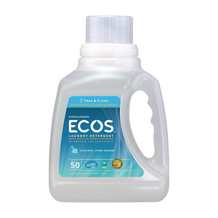 Earth Friendly Products Ecos Płyn do prania bezzapachowy