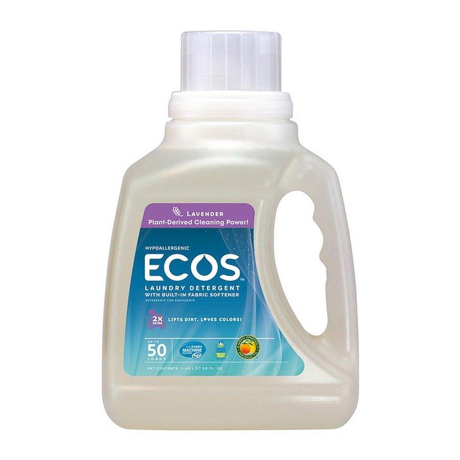Earth Friendly Products Ecos Płyn do prania lawenda