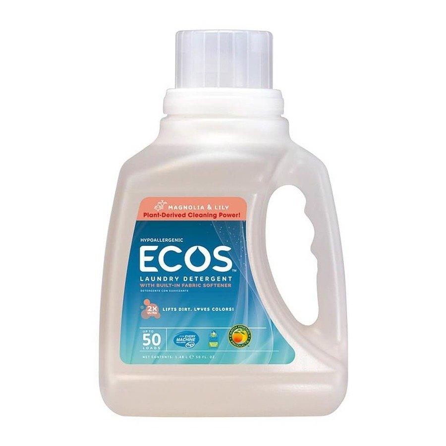 Earth Friendly Products Ecos Płyn do prania magnolia i lilie