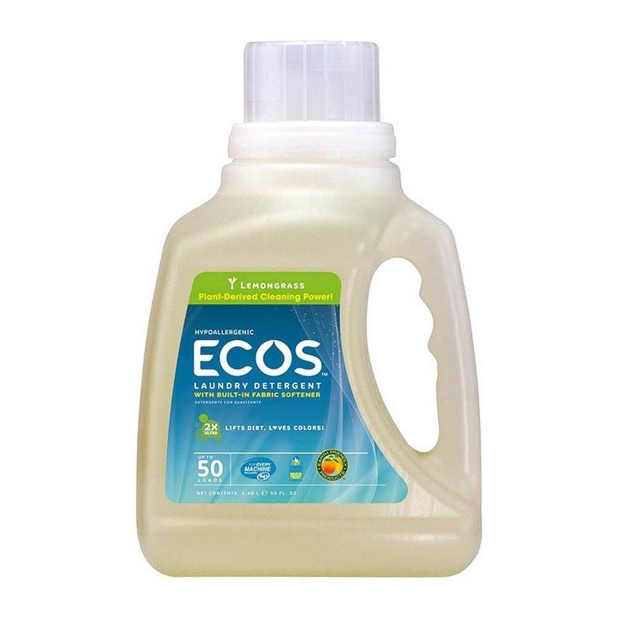 Earth Friendly Products Ecos Płyn do prania trawa cytrynowa