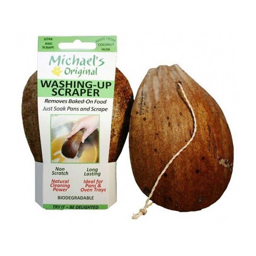 Earth Friendly Products Myjka kokos druciak