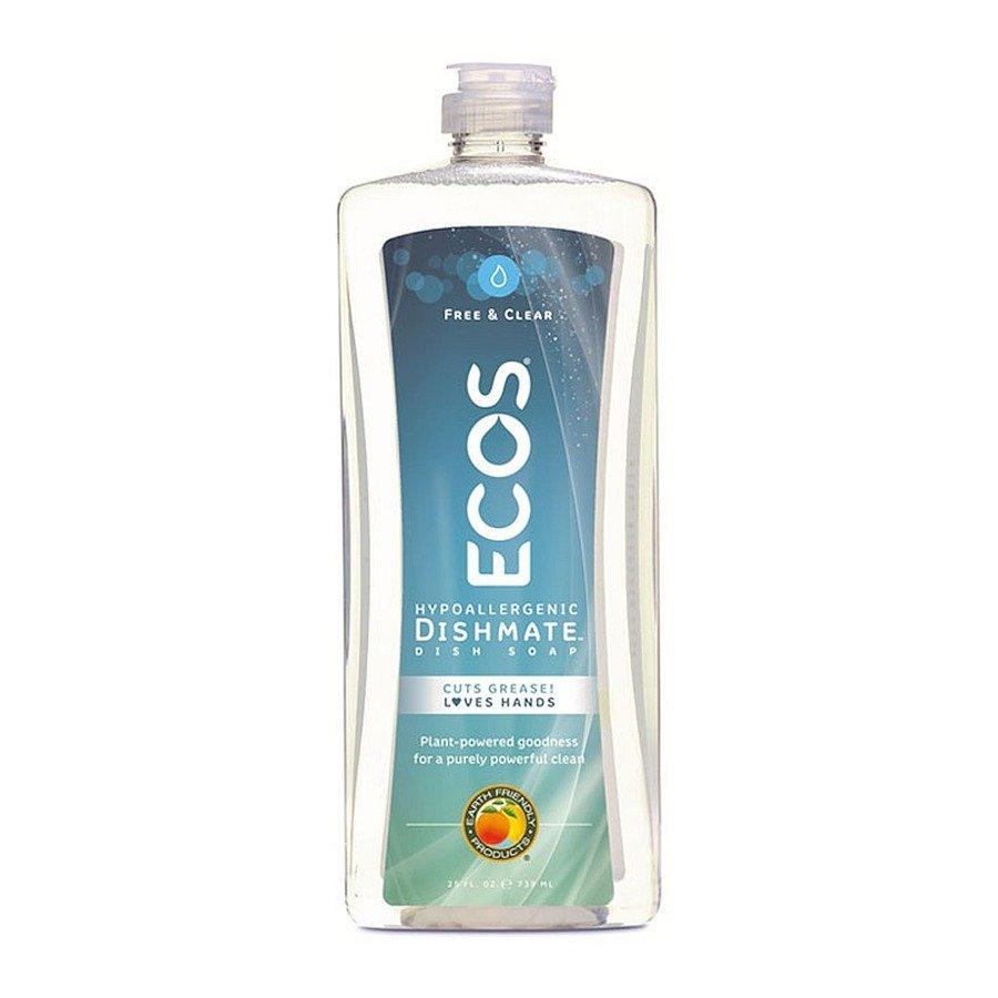Earth Friendly Products Płyn do mycia naczyń bezzapachowy
