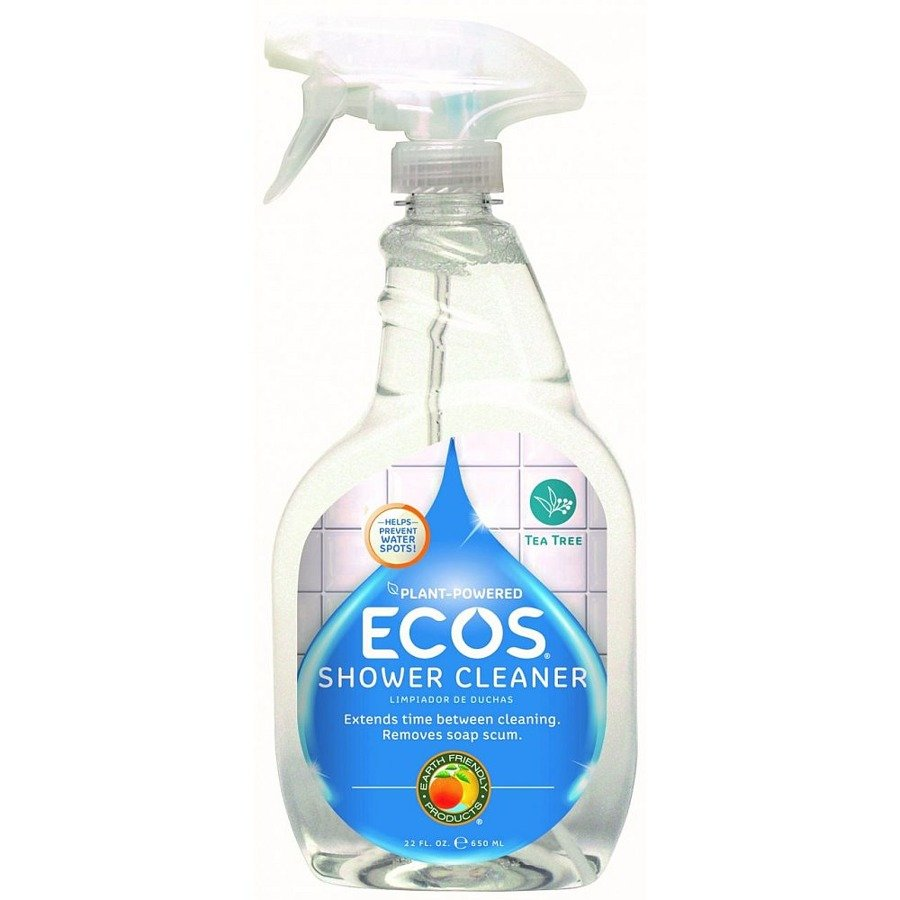 Earth Friendly Products  Spray do czyszczenia kabin prysznicowych
