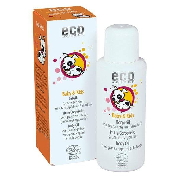 Eco Cosmetics Baby & Kids Olejek do ciała dla dzieci i niemowląt
