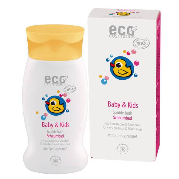 Eco Cosmetics Baby & Kids Płyn do kąpieli dla dzieci i niemowląt 200 ml