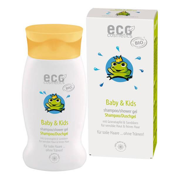 Eco Cosmetics Baby & Kids Szampon dla dzieci 200 ml