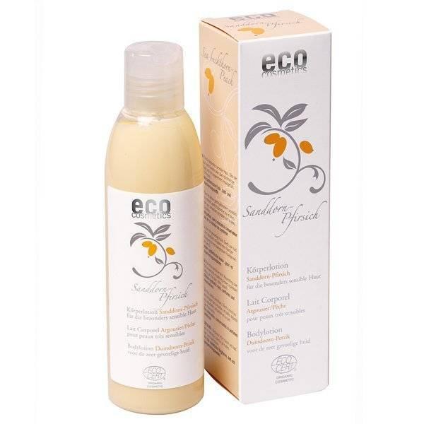Eco Cosmetics Balsam do ciała z rokitnikiem i brzoskwinią
