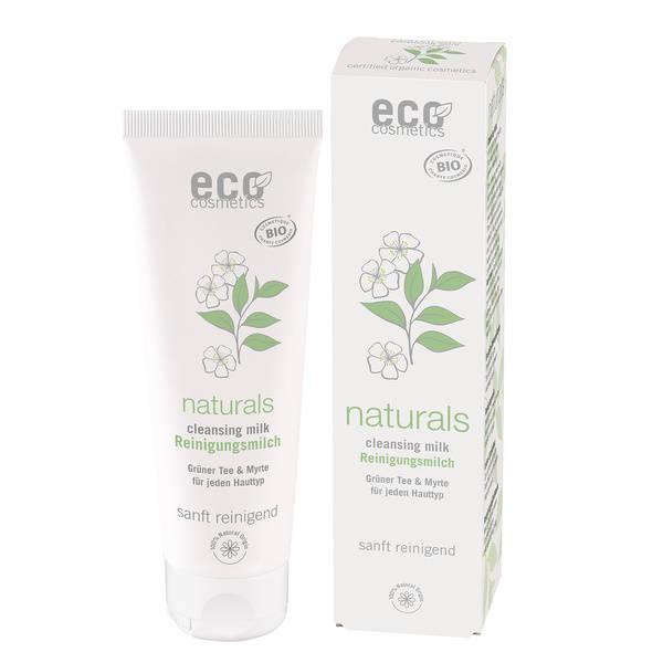 Eco Cosmetics Clean Mleczko oczyszczające do twarzy 3w1 125 ml