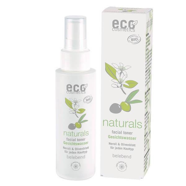 Eco Cosmetics Clear Odświeżający tonik do twarzy 100 ml