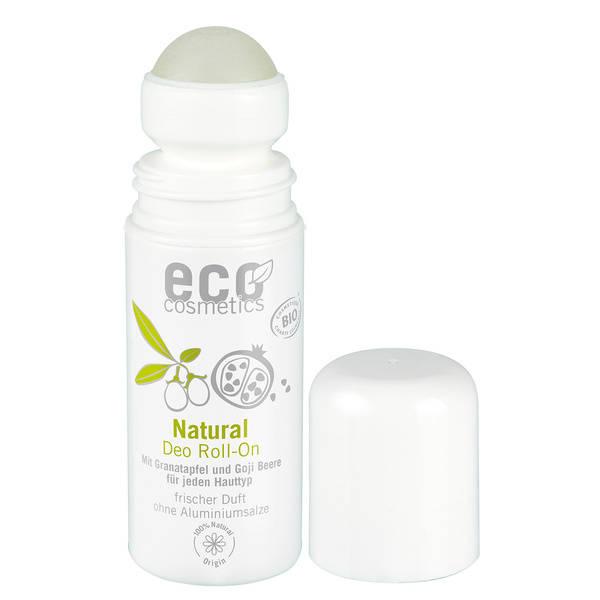 Eco Cosmetics Dezodorant bez aluminium w kulce 50 ml