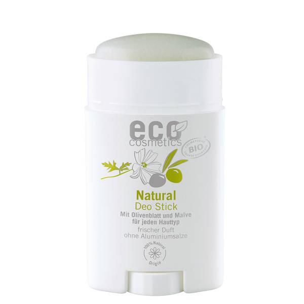 Eco Cosmetics Dezodorant bez aluminium w sztyfcie 50 ml