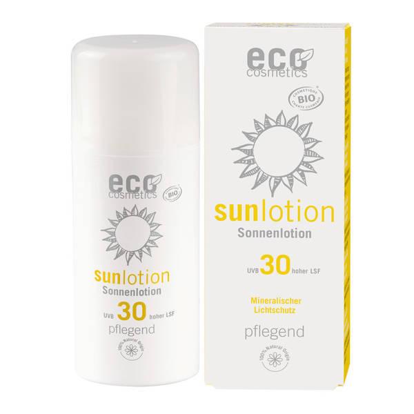 Eco Cosmetics Emulsja na słońce SPF30