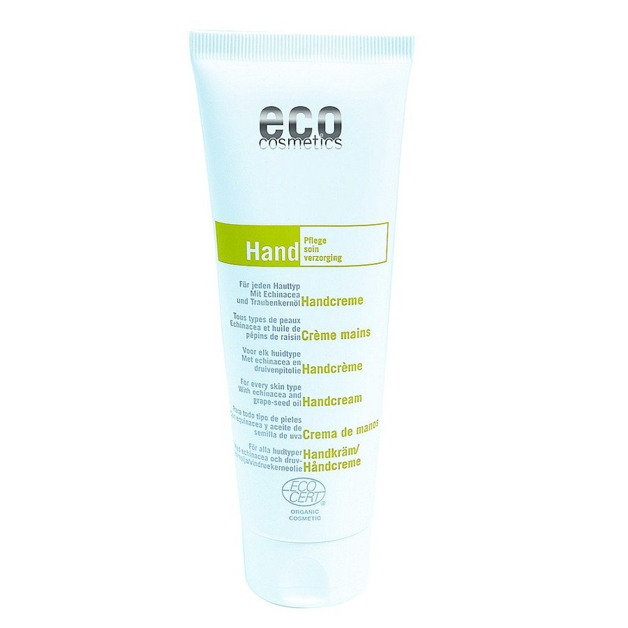 Eco Cosmetics Krem do rąk z echinaceą 125 ml
