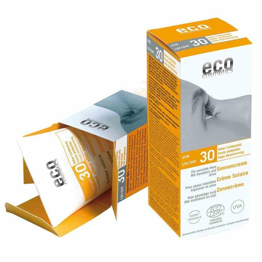 Eco Cosmetics Krem na słońce SPF30