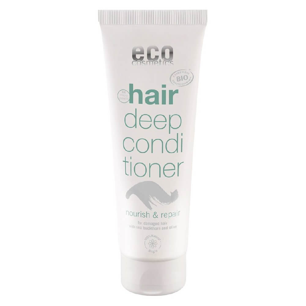 Eco Cosmetics Maseczka do włosów nabłyszczająco-nawilżająca