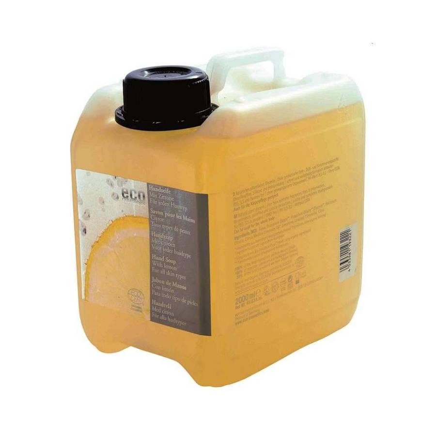 Eco Cosmetics Mydło w płynie z cytryną 2 l