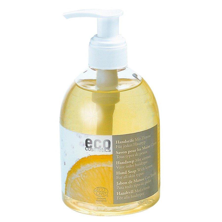 Eco Cosmetics Mydło w płynie z cytryną (pompka) 300 ml