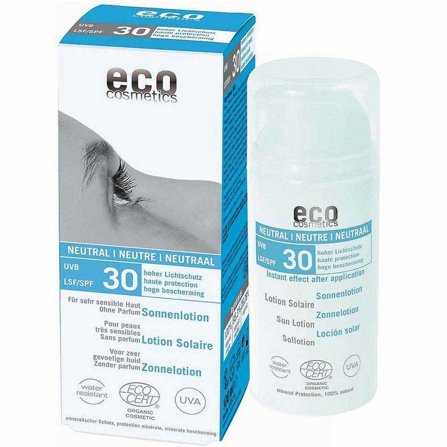 Eco Cosmetics Neutral Emulsja na słońce dla skóry bardzo wrażliwej SPF30
