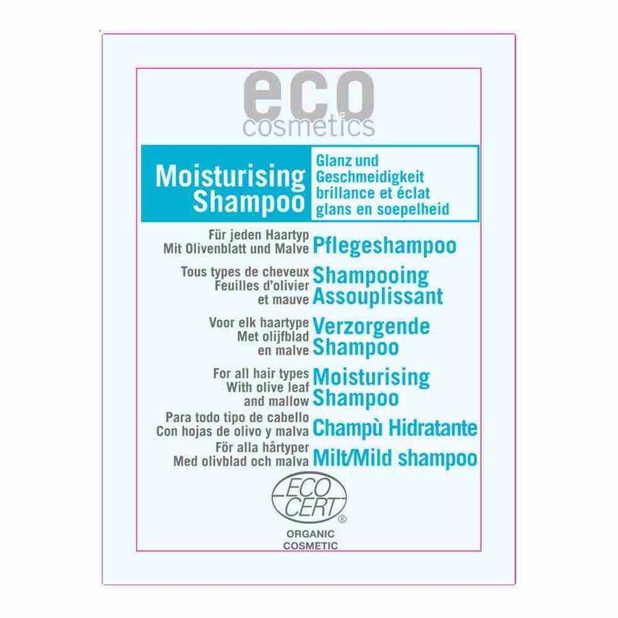 Eco Cosmetics Szampon nawilżający 2 ml