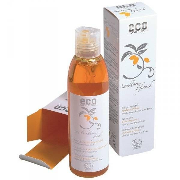Eco Cosmetics Żel pod prysznic z rokitnikiem