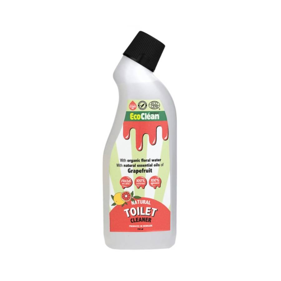 EcoClean Nordic Ekologiczny płyn do czyszczenia toalet grejpfrut 750 ml